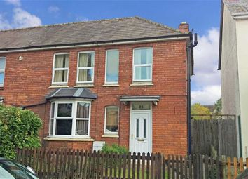Thumbnail 3 bedroom semi-detached house for sale in Seymour Road, Linden, Gloucester