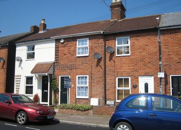 Thumbnail 2 bed terraced house to rent in Kendall Road, Colchester