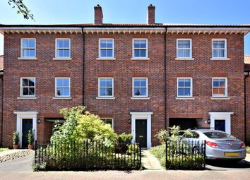 Thumbnail 5 bedroom town house for sale in Oak Street, Norwich