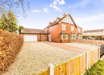 Thumbnail 4 bed semi-detached house to rent in Hawthorne Avenue, Dunsville, Doncaster
