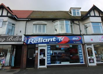 Thumbnail 2 bedroom flat to rent in Victoria Road West, Cleveleys