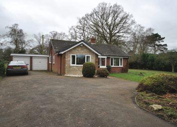 Thumbnail 2 bed detached bungalow to rent in Nook Lane, Weston, Shrewsbury, Shropshire