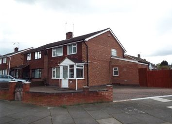 Thumbnail 4 bedroom semi-detached house to rent in Shackerdale Road, Wigston
