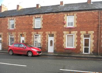 Thumbnail 3 bed terraced house to rent in Blackwell Road, Currock, Carlisle, Cumbria