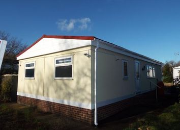 Thumbnail 2 bed mobile/park home for sale in The Dome Village, Hockley, Essex