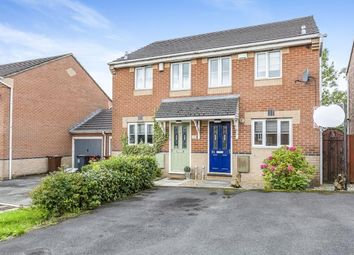 Thumbnail 2 bed semi-detached house for sale in Williams Drive, Whinney Heights, Blackburn, Lancashire