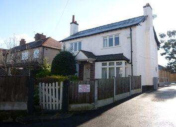 Thumbnail 3 bed detached house to rent in Walkers Lane, Little Sutton, Ellesmere Port