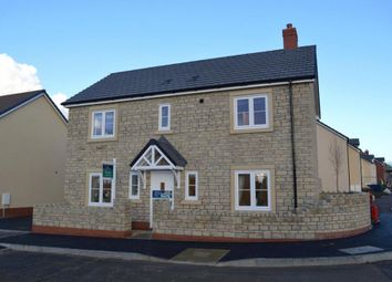 Thumbnail 4 bed detached house for sale in Maple Road, Curry Rivel, Somerset