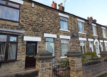 Thumbnail 2 bed terraced house to rent in High Street, Tibshelf, Alfreton