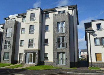 Thumbnail 2 bed flat to rent in Crookston Court, Kinnaird Village, Larbert