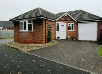 Thumbnail 2 bed detached bungalow for sale in Kingsmead, Ledbury