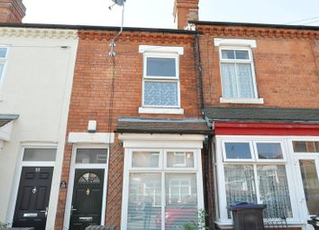 Thumbnail 3 bedroom terraced house for sale in Wallace Road, Selly Park, Birmingham