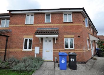 Thumbnail 2 bed flat to rent in Rose Close, Chellaston, Derby