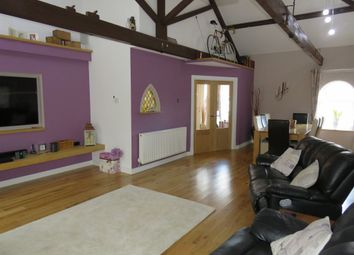 Thumbnail 3 bed detached bungalow for sale in The Hill, Christchurch, Wisbech