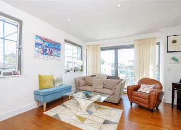 Thumbnail 1 bed flat for sale in Basire Street, London