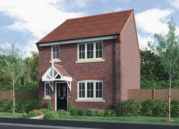 Thumbnail 3 bed detached house for sale in Willow Grange, Marston Lane, Stafford