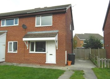 Thumbnail 2 bed semi-detached house to rent in Mortimer Grove, Heysham, Morecambe