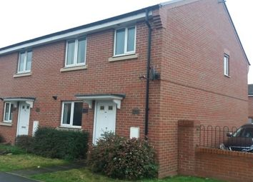Thumbnail 3 bed end terrace house to rent in Terry Road CV3, Coventry