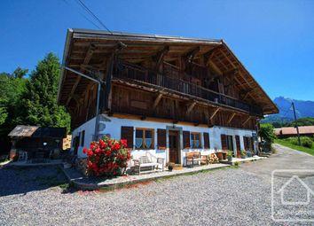 Thumbnail 4 bed chalet for sale in Rhône-Alpes, Haute-Savoie, Samoëns