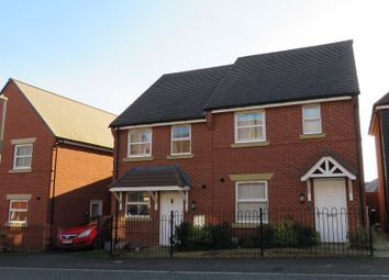 Thumbnail 2 bed end terrace house for sale in Hyde Park, Lords Way, Andover
