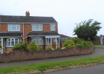Thumbnail 3 bed semi-detached house to rent in Margetts Road, Kempston
