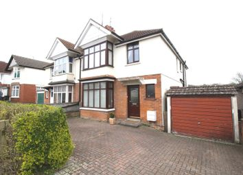 Thumbnail 4 bed semi-detached house for sale in Croft Road, Swindon
