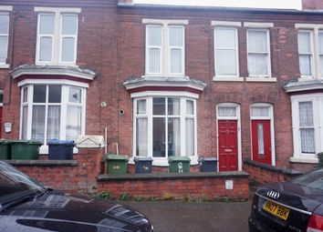 Thumbnail 1 bed terraced house to rent in Tasker Street, Walsall