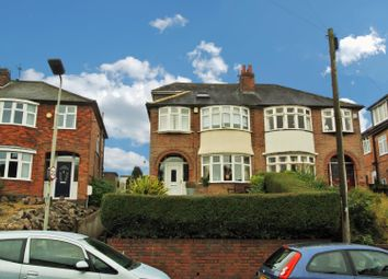 Thumbnail 4 bed semi-detached house for sale in Marsden Lane, Leicester