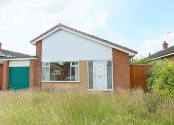 Thumbnail 3 bed bungalow for sale in Delamere Road, Nantwich