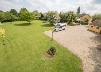 Thumbnail 4 bed detached house for sale in Howlett End, Wimbish, Saffron Walden