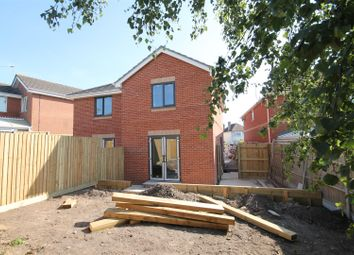 Thumbnail 2 bed semi-detached house for sale in Winterbourne Road, Oakdale, Poole