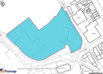 Thumbnail Land for sale in Woodbank Street, Stoke-On-Trent