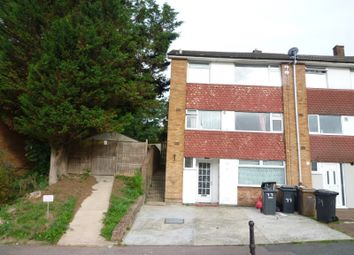 Thumbnail 4 bed end terrace house to rent in Fermore Crescent, Luton