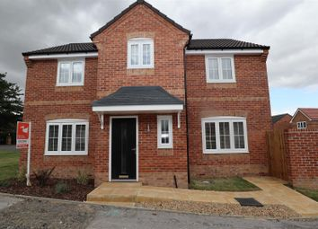 Thumbnail 4 bedroom detached house for sale in Cow Pasture Way, Welton, Lincoln