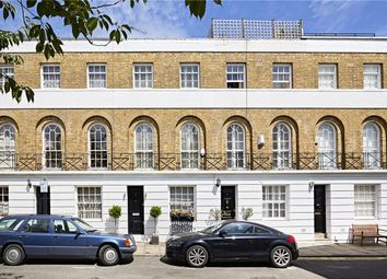 Thumbnail 3 bed terraced house for sale in Pembroke Place, Kensington, London