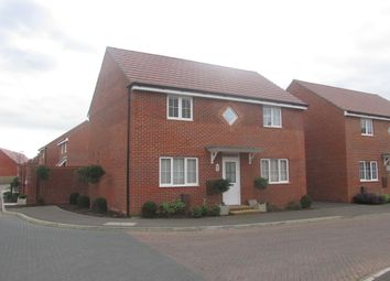 Thumbnail 4 bedroom detached house for sale in Poppy Way, Havant