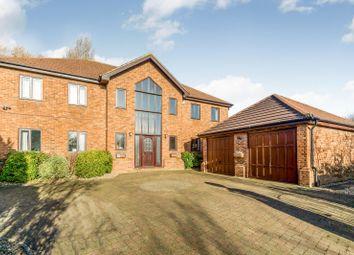 Thumbnail 5 bed detached house to rent in Gregories Drive, Wavendon Gate, Milton Keynes