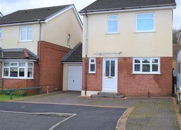 2 bed detached house for sale in Llys Y Bugail, Caerbryn Road, Penygroes, Llanelli SA14