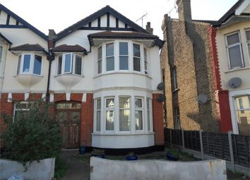 Thumbnail 2 bed flat for sale in Southbourne Grove, Westcliff, Essex
