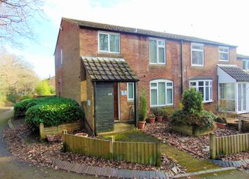 Thumbnail 4 bedroom end terrace house for sale in Bourlay Close, Rubery, Rednal, Birmingham
