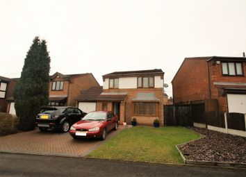 Thumbnail 3 bed detached house to rent in Rochester Way, Cannock