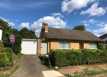 Thumbnail 2 bed detached bungalow for sale in Turnoak Avenue, Hook Heath, Woking