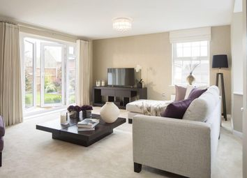 "Thumbnail 5 bedroom detached house for sale in ""Moorecroft"" at Kielder Gardens, Leyland"