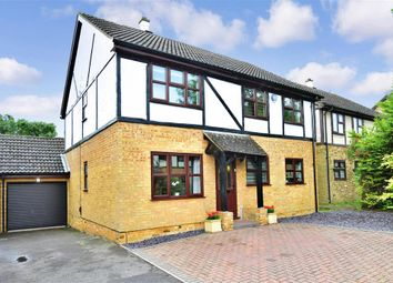 4 bed detached house for sale in Evergreen Close, Hempstead, Gillingham, Kent ME7