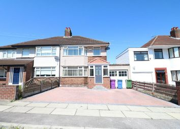 Thumbnail 3 bed semi-detached house to rent in Barnhurst Road, Childwall, Liverpool, Merseyside