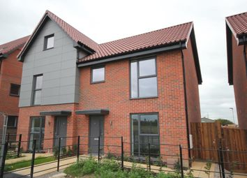 Thumbnail 3 bed semi-detached house for sale in The Shade, Soham, Ely