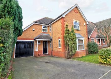 4 bed detached house for sale in Whaddon Field, Brixworth, Northampton NN6