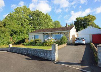 Thumbnail 3 bed detached bungalow for sale in Brynglas Crescent, Capel Dewi Road, Llangunnor, Carmarthen, Carmarthenshire
