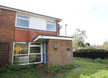 Thumbnail 3 bedroom end terrace house for sale in Birdhurst Avenue, South Croydon, .