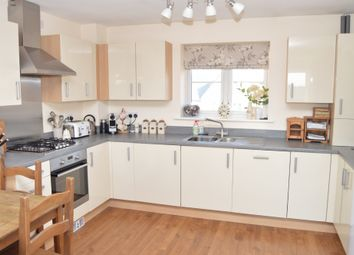Thumbnail 2 bed flat for sale in Meadfarm Close, Romford